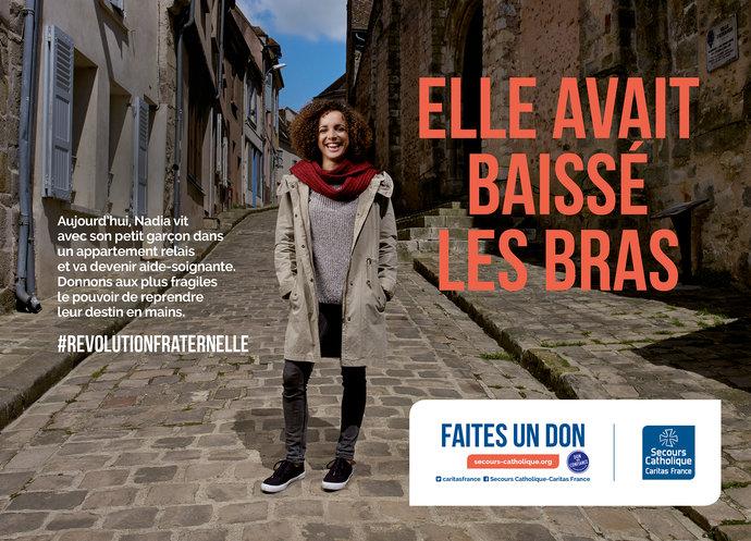 Secours Catholique @ Agence Bastille par Thibault  Stipal