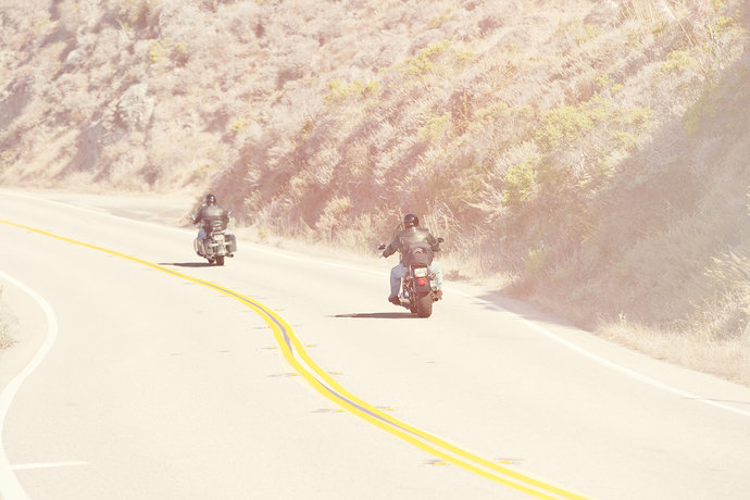 On The Road par Yoann Stoeckel
