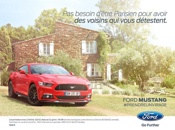Ford @ Ogilvy par Yoann Stoeckel