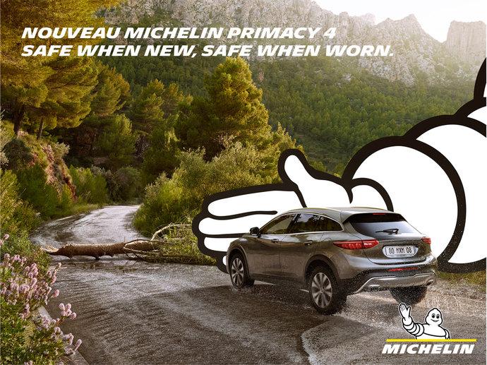 Michelin @ TBWA Paris par Yoann Stoeckel