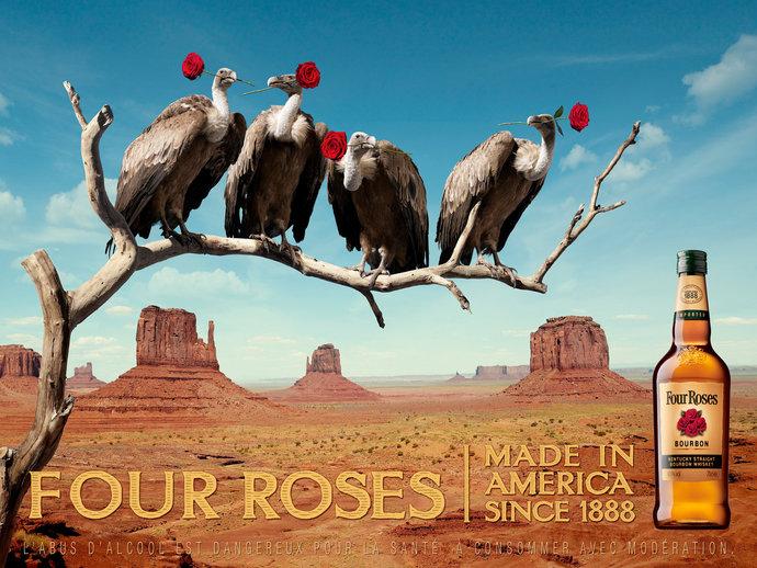 Four Roses @ BDDP & Fils par Marc Da Cunha Lopes