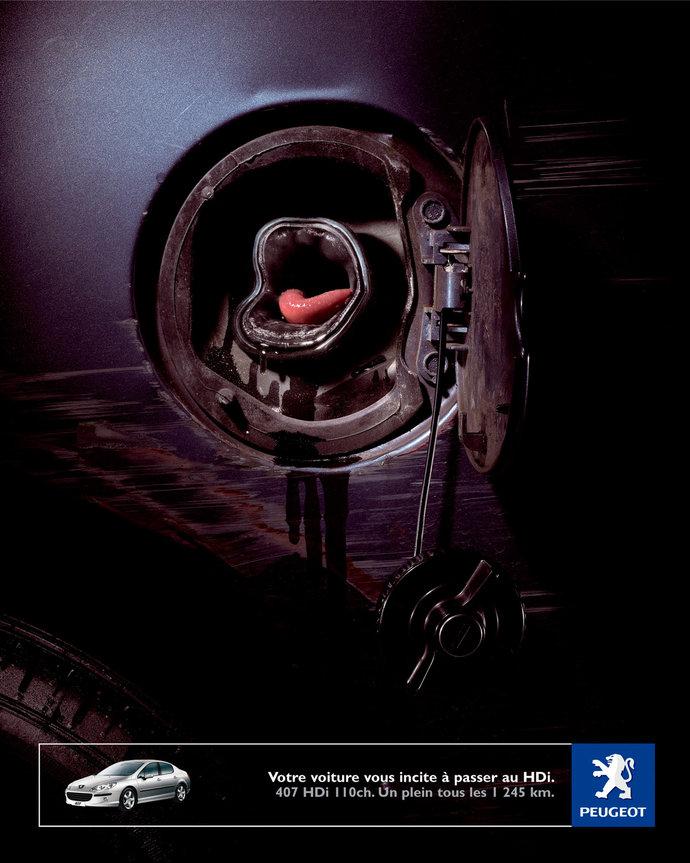 Peugeot HDi par Marc Da Cunha Lopes