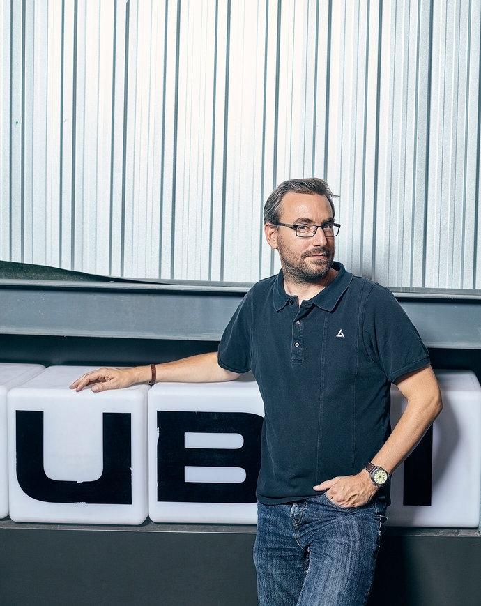 Ubisoft par Yoann Stoeckel