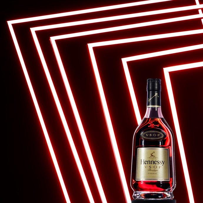 Hennessy par Raphaël Dallaporta
