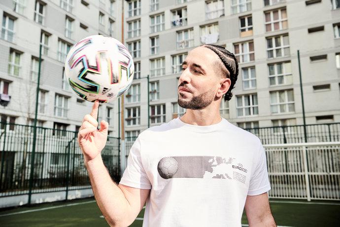 UEFA Euro 2020 par Nicolas Prado