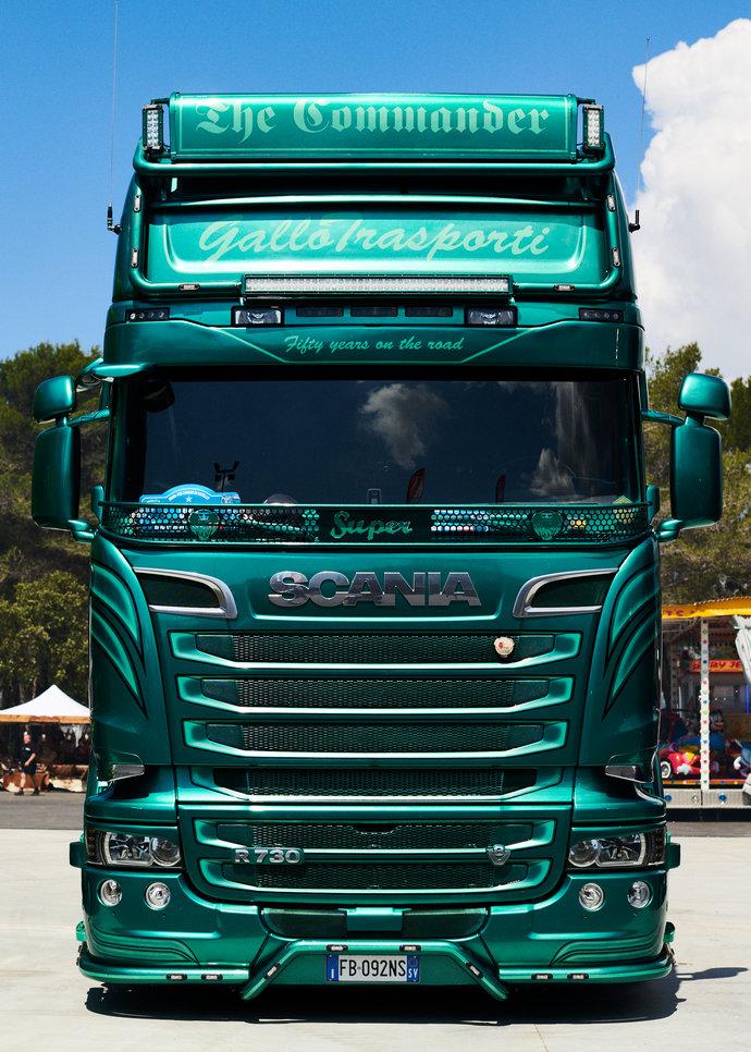 Truck par Nicolas Prado