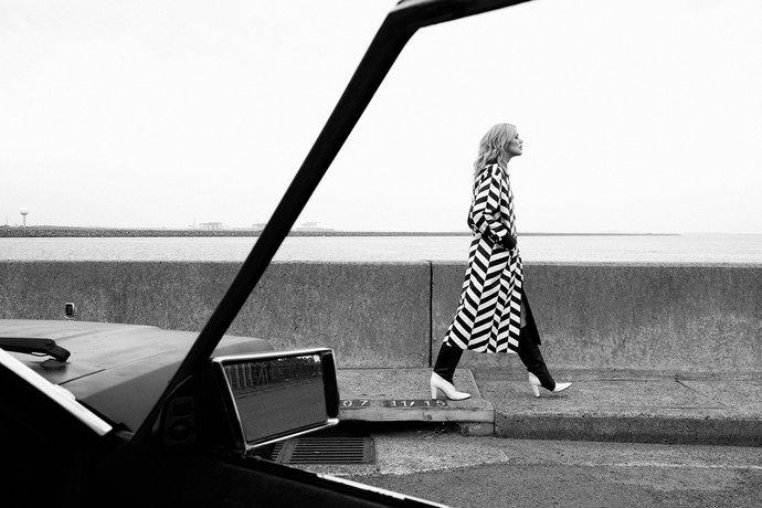 Grounded @L'Officiel Baltic par Juliet Taylor
