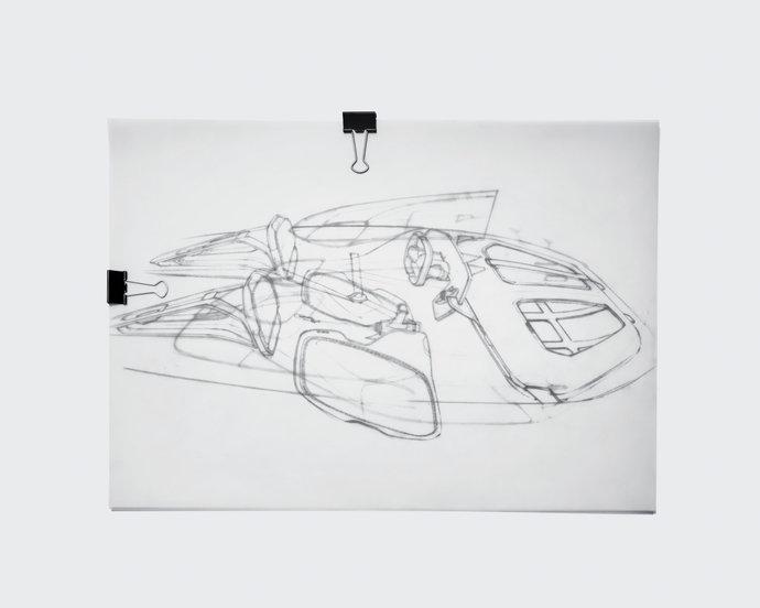 """Carte Blanche Renault """"La Genèse"""" par Raphaël Dallaporta"""