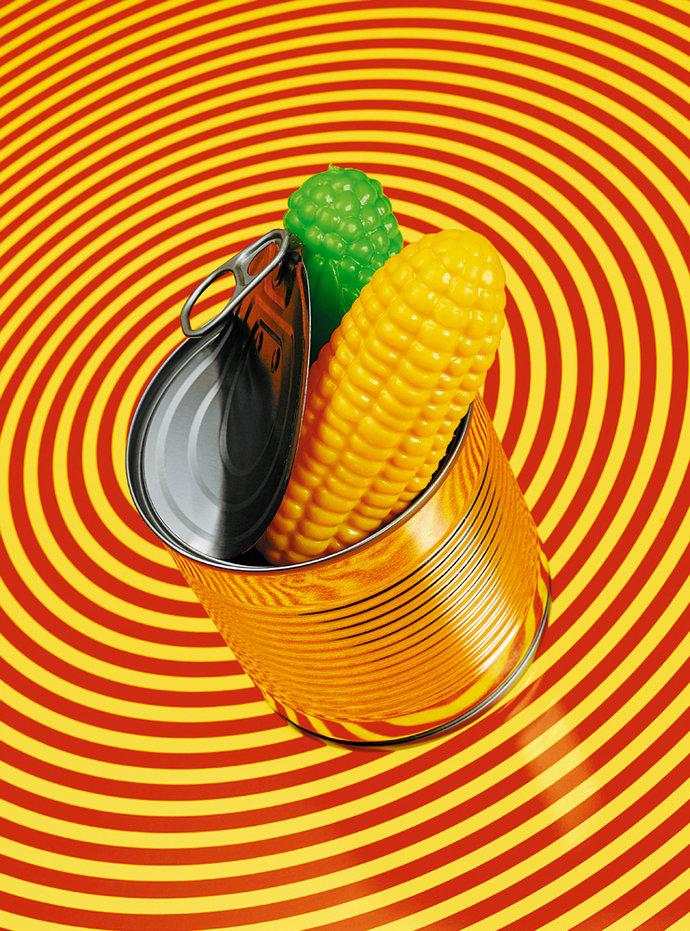 OGM @ Le Monde par Raphaël Dallaporta