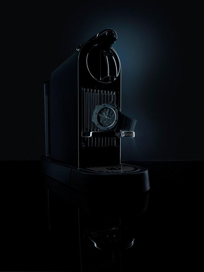 Black par Raphaël Dallaporta