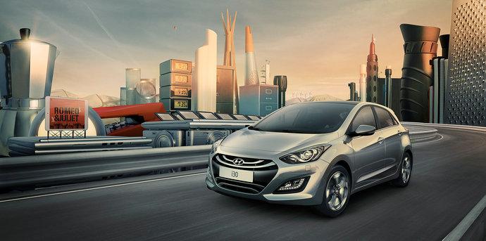 Hyundai Innocean par Andy Glass