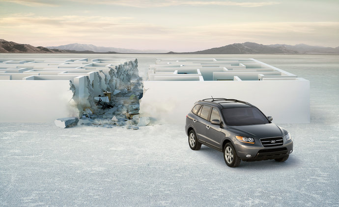 Hyundai par Andy Glass