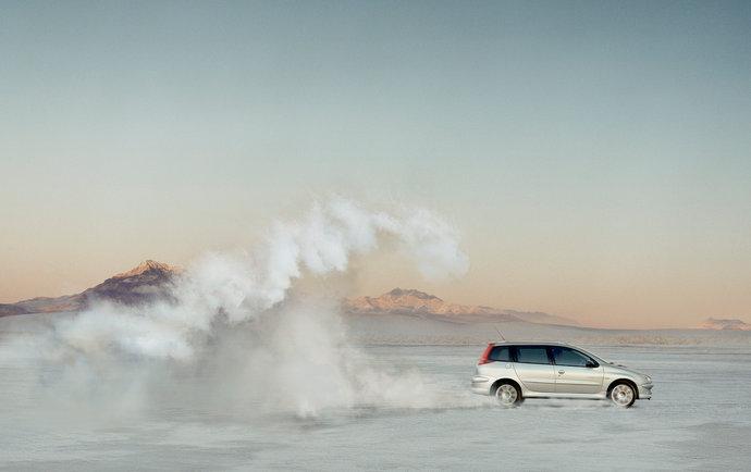 Peugeot par Andy Glass