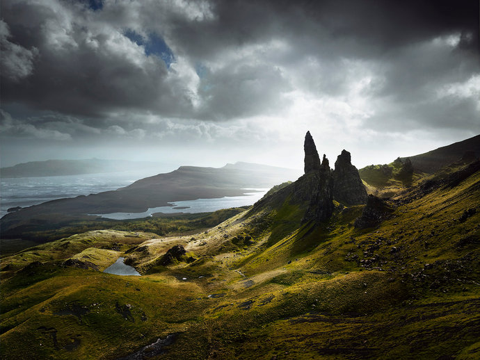 Scotland par Andy Glass