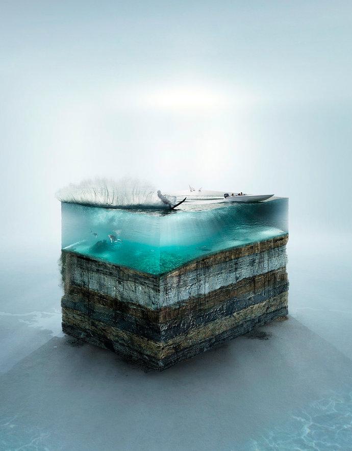 Bahrain par Andy Glass