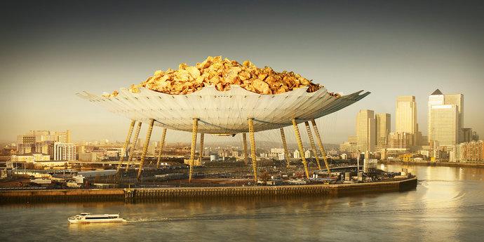 Crunchy Nut par Andy Glass