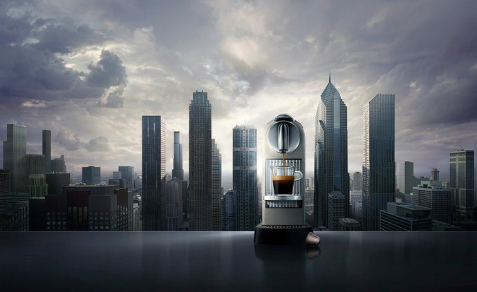 Nespresso @ McCann Paris par Andy Glass