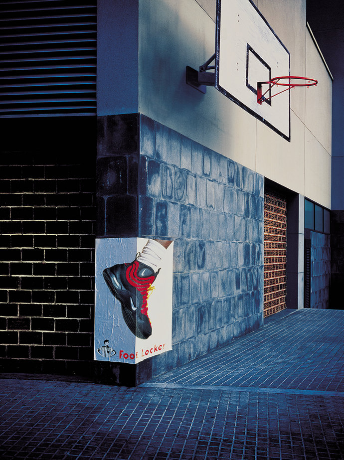 Footlocker par Andy Glass