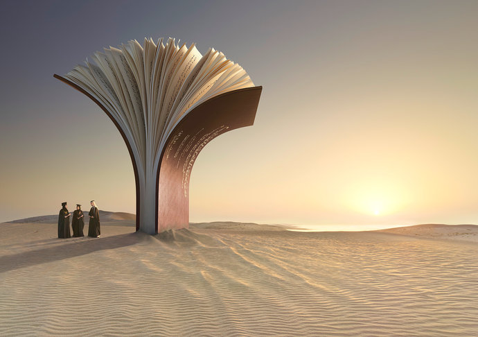 Qatar par Andy Glass