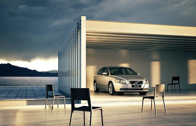 Volvo par Andy Glass