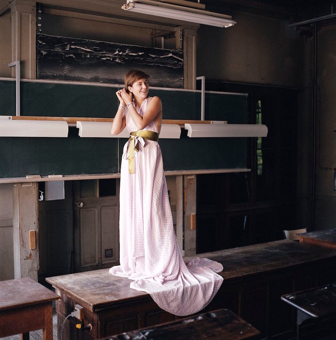 Reboum Stiletto par Marion Poussier