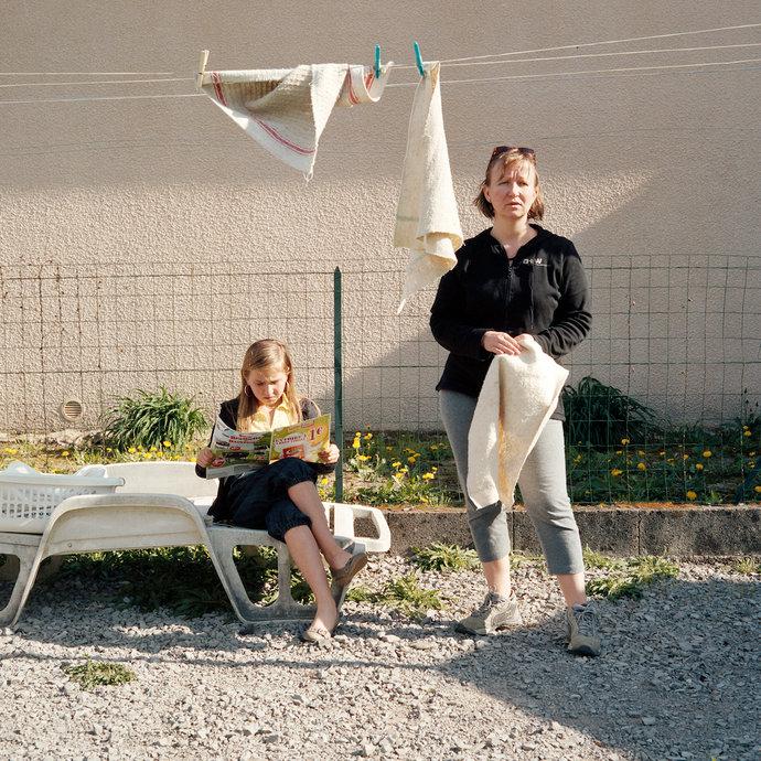 famille par Marion Poussier