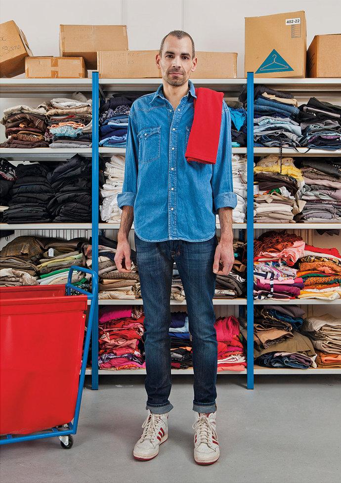 BIS Boutique Solidaire par Nicolas Prado
