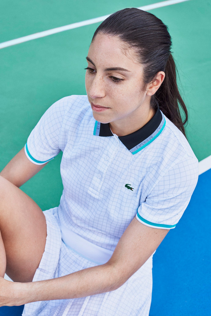 Lacoste Lookbook @ NYC par Nicolas Prado